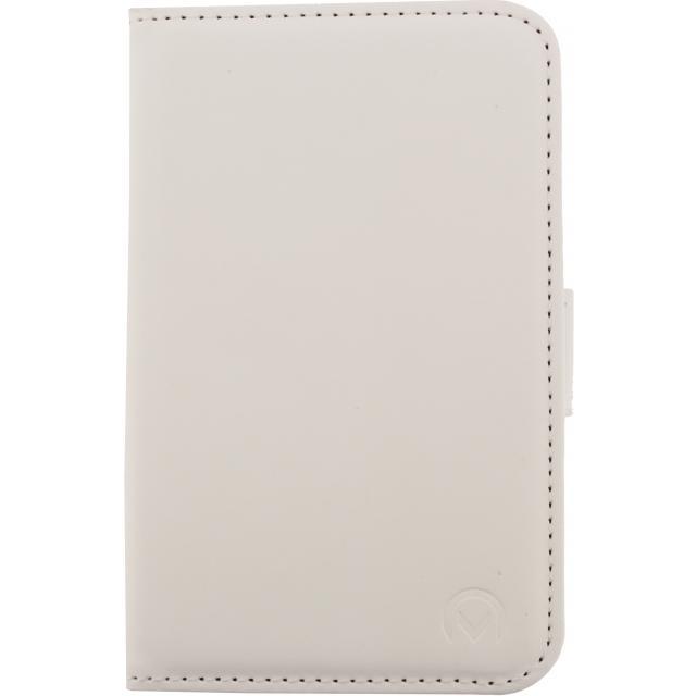 Afbeelding van Mobilize Slim Wallet Book Case Samsung Galaxy Young 2 White