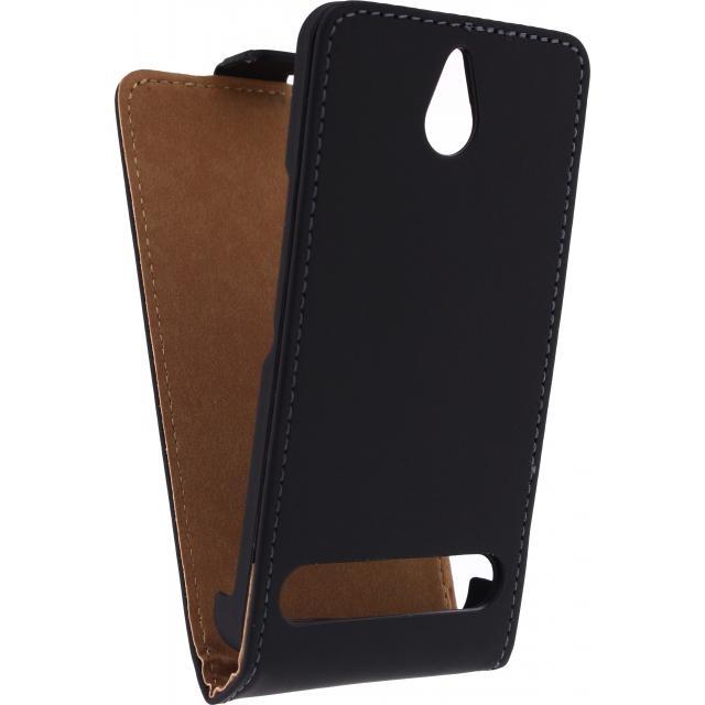 Afbeelding van Mobilize Ultra Slim Flip Case Sony Xperia C3 Black