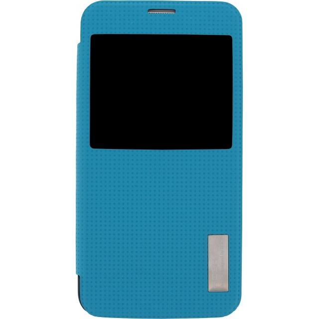 Rock Elegant Side Flip Case Samsung Galaxy S5/S5 Plus/S5 Neo Blue Rock Elegant Side Flip Case Samsung Galaxy S5/S5 Plus/S5 Neo Blue