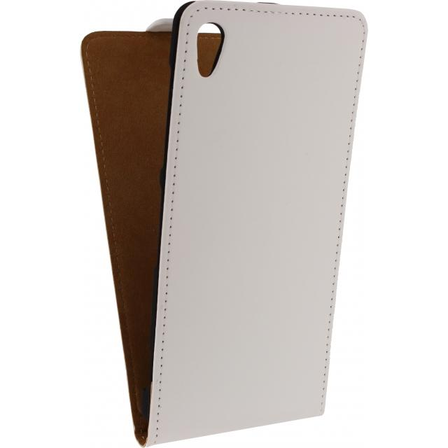 Mobilize Ultra Slim Flip Case Sony Xperia Z2 White Mobilize Ultra Slim Flip Case Sony Xperia Z2 White
