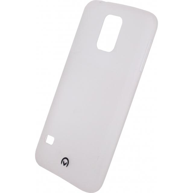 Afbeelding van Mobilize Gelly Case Ultra Thin Samsung Galaxy S5 Mini Milky White Mo