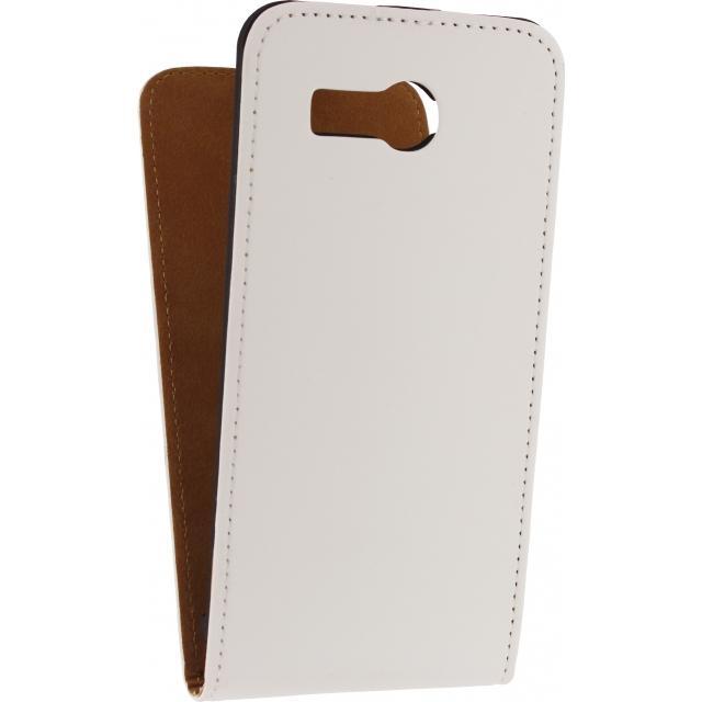 Afbeelding van Mobilize Ultra Slim Flip Case Huawei Ascend G6 4G White