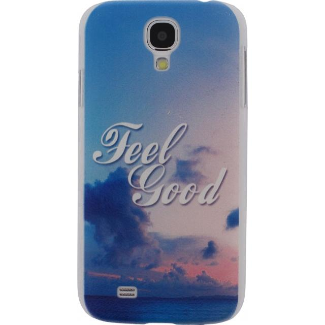 Xccess Cover Samsung Galaxy S4 I9500/I9505 Feel Good Xccess Cover Samsung Galaxy S4 I9500/I9505 Feel Good