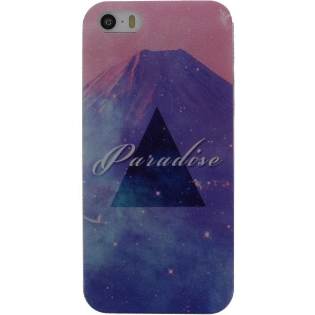 Xccess Cover Apple iPhone 5/5S/SE Paradise Xccess Cover Apple iPhone 5/5S/SE Paradise