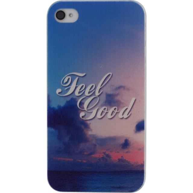 Xccess Cover Apple iPhone 4/4S Feel Good Xccess Cover Apple iPhone 4/4S Feel Good