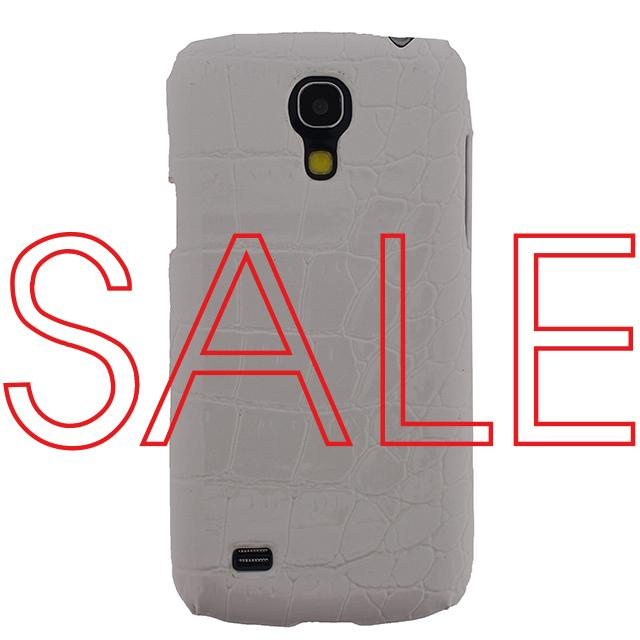 Xccess Croco Cover Samsung Galaxy S4 Mini I9195 White Xccess Croco Cover Samsung Galaxy S4 Mini I9195 White