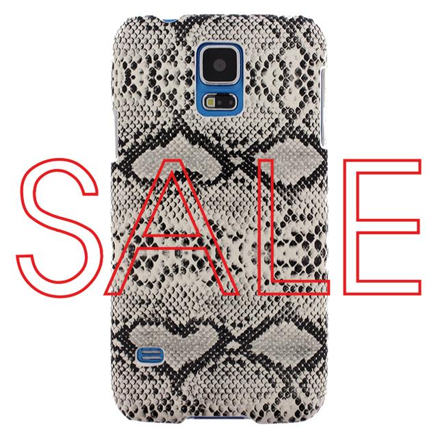 Xccess Snake Cover Samsung Galaxy S5/S5 Plus/S5 Neo White Xccess Snake Cover Samsung Galaxy S5/S5 Plus/S5 Neo White