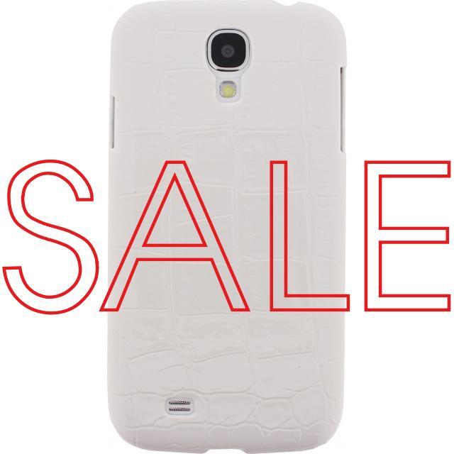 Afbeelding van Xccess Croco Cover Samsung Galaxy S4 I9500/I9505 White
