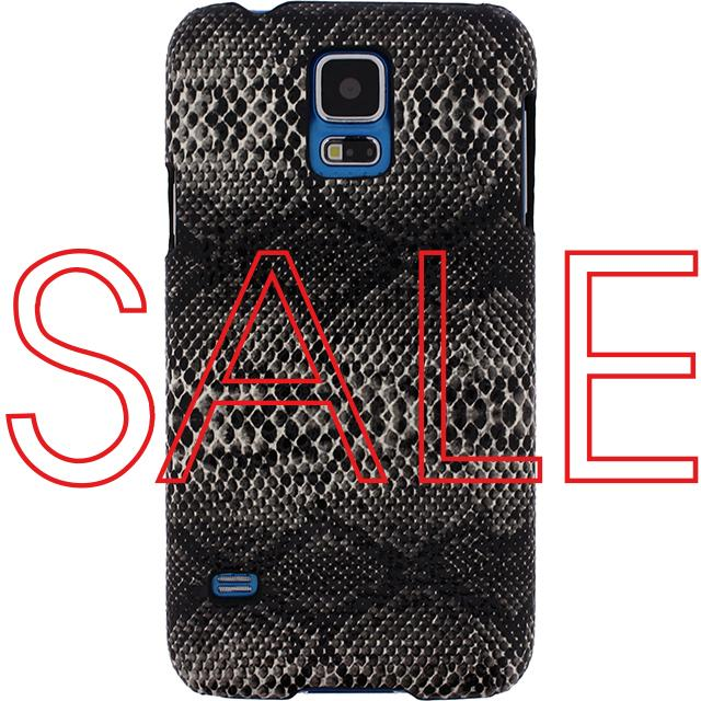 Xccess Snake Cover Samsung Galaxy S5/S5 Plus/S5 Neo Black Xccess Snake Cover Samsung Galaxy S5/S5 Plus/S5 Neo Black