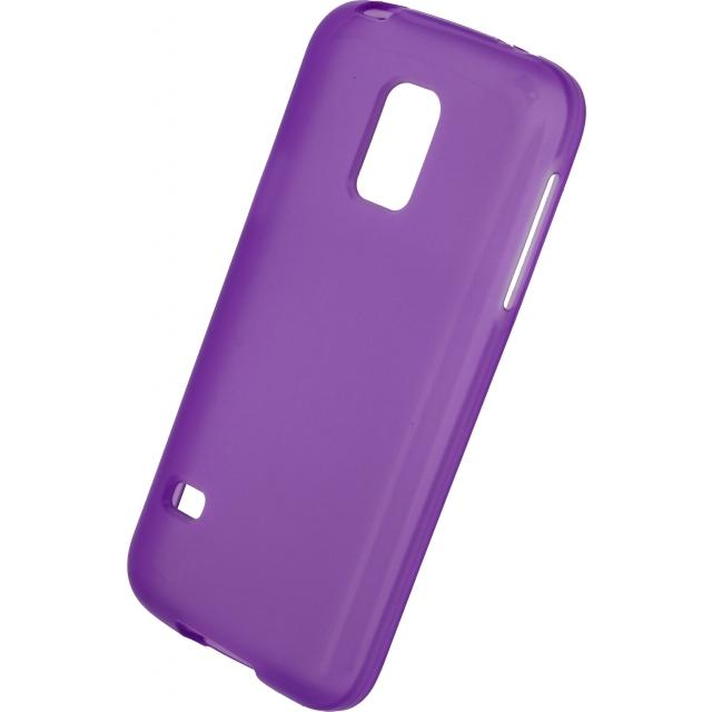 Mobilize Gelly Case Samsung Galaxy S5 Mini Transparent Purple Mobilize Gelly Case Samsung Galaxy S5 Mini Transparent Purple