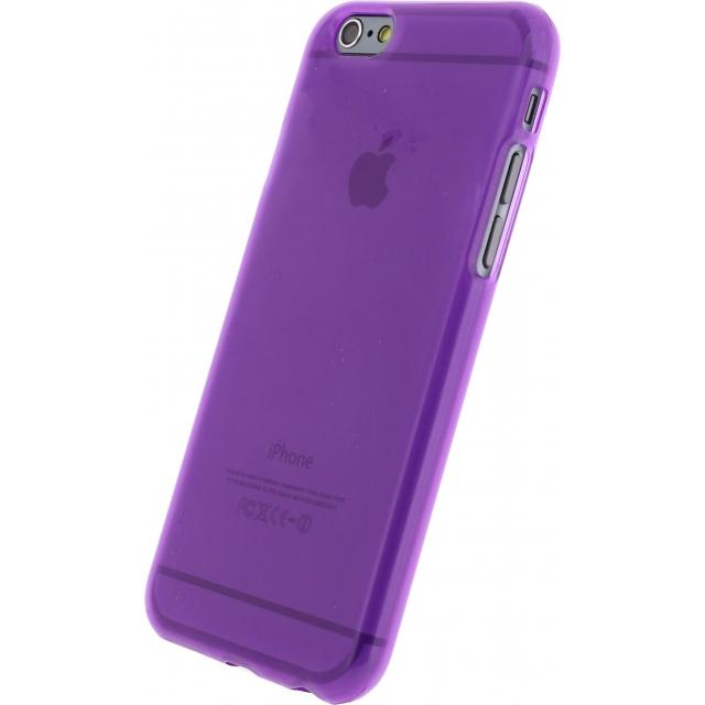 Mobilize Gelly Case Apple iPhone 6/6S Transparent Purple Mobilize Gelly Case Apple iPhone 6/6S Transparent Purple