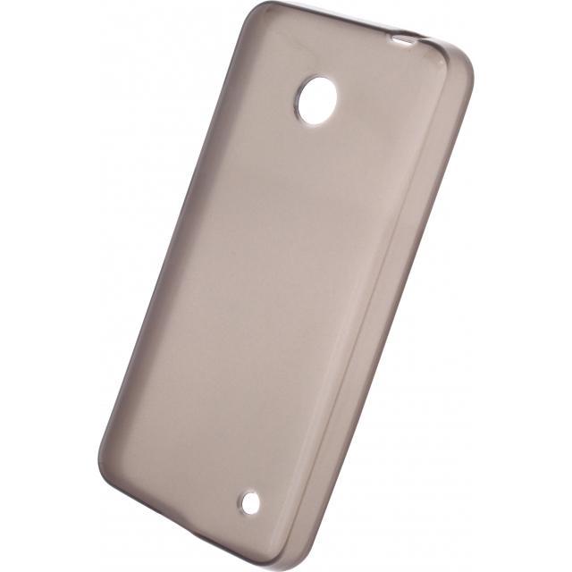 Afbeelding van Mobilize Gelly Case Nokia Lumia 630/635 Smokey Grey