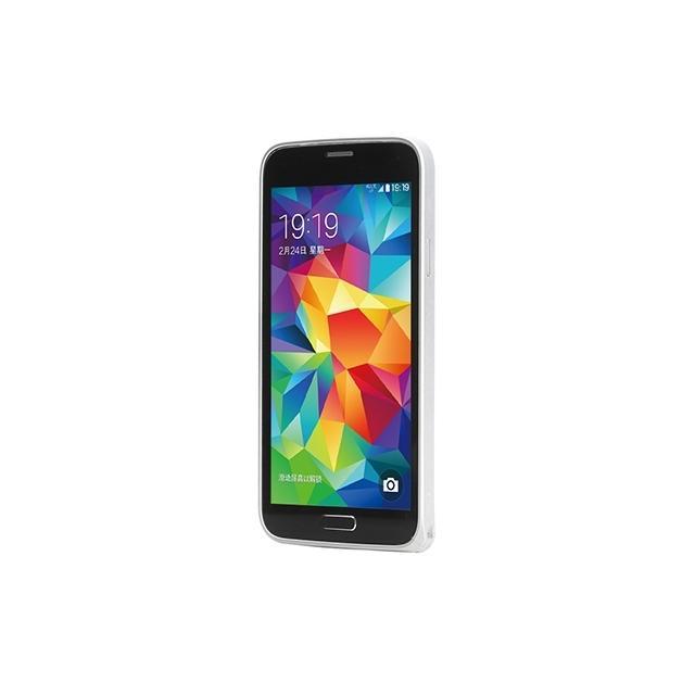 Afbeelding van Rock Slim Guard Bumper Case Samsung Galaxy S5/S5 Plus/S5 Neo Silver