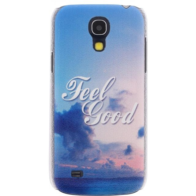 Xccess Cover Samsung Galaxy S4 Mini I9195 Feel Good Xccess Cover Samsung Galaxy S4 Mini I9195 Feel Good