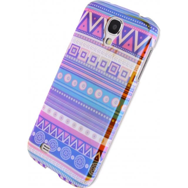 Afbeelding van Xccess Oil Cover Samsung Galaxy S4 I9500/I9505 Aztec