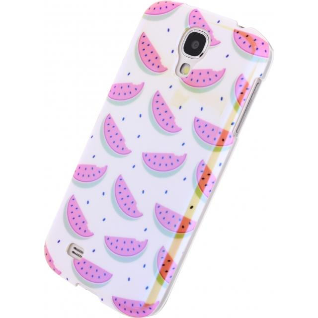 Afbeelding van Xccess Oil Cover Apple iPhone 5/5S/SE Melon