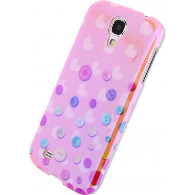 Xccess Oil Cover Samsung Galaxy S4 I9500/I9505 Buttons Xccess Oil Cover Samsung Galaxy S4 I9500/I9505 Buttons