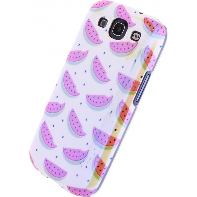 Afbeelding van Xccess Oil Cover Samsung Galaxy SIII I9300 Hearts