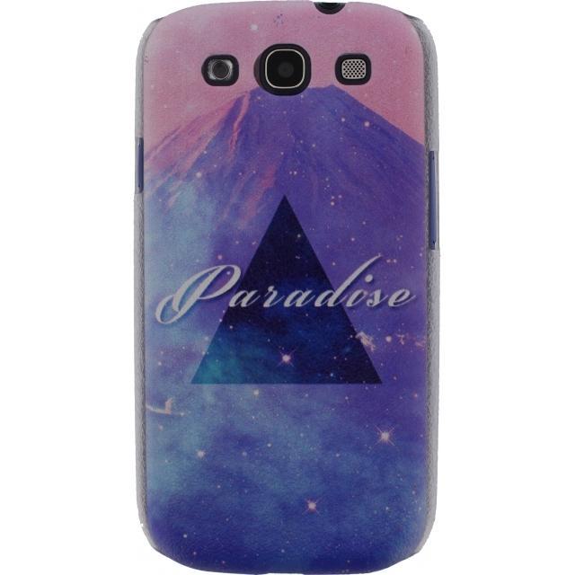 Afbeelding van Xccess Cover Samsung Galaxy SIII I9300 Feel Good