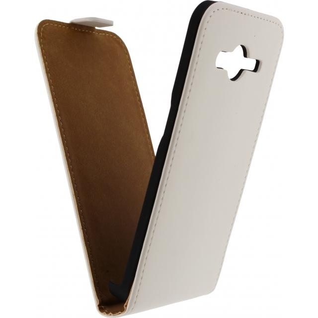 Mobilize Ultra Slim Flip Case Samsung Galaxy Core II White Mobilize Ultra Slim Flip Case Samsung Galaxy Core II White
