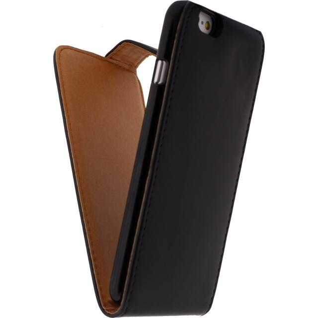 Afbeelding van Xccess Flip Case Apple iPhone 6/6S Black
