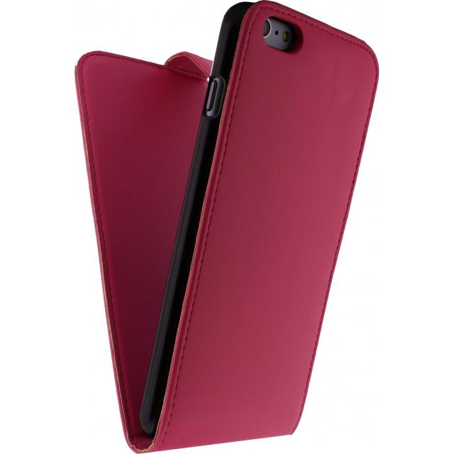 Afbeelding van Xccess Flip Case Apple iPhone 6 Plus/6S Plus Pink