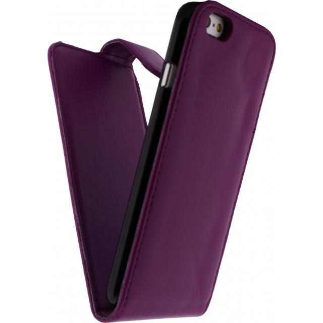 Afbeelding van Xccess Flip Case Apple iPhone 6 Plus/6S Plus Purple