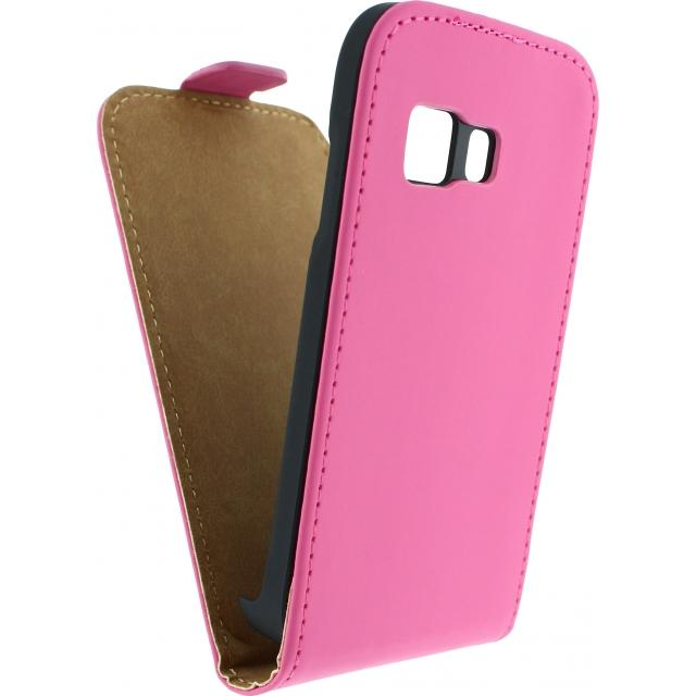 Mobilize Ultra Slim Flip Case Samsung Galaxy Young 2 Fuchsia Mobilize Ultra Slim Flip Case Samsung Galaxy Young 2 Fuchsia