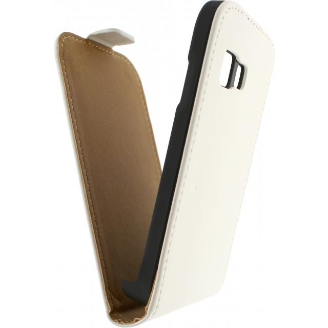 Afbeelding van Mobilize Ultra Slim Flip Case Samsung Galaxy Young 2 White