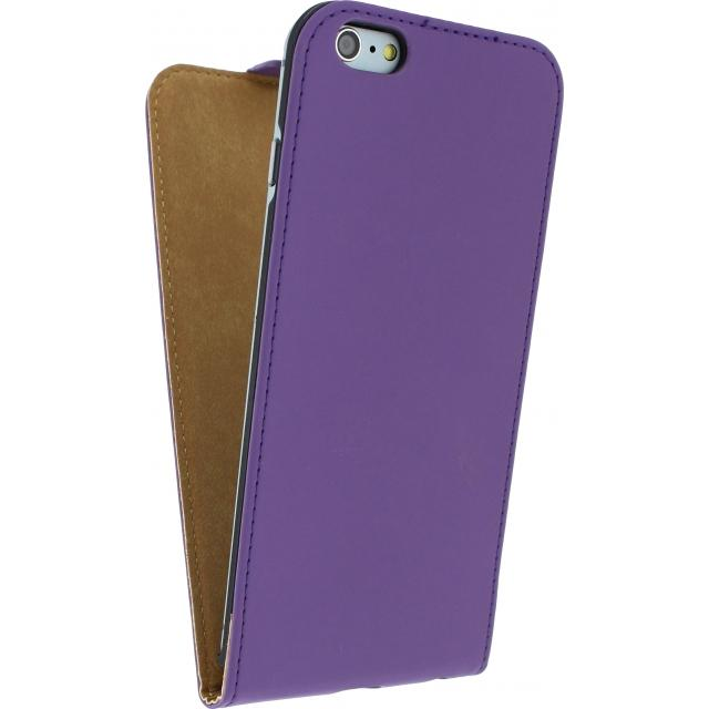 Mobilize Ultra Slim Flip Case Apple iPhone 6 Plus/6S Plus Purple Mobilize Ultra Slim Flip Case Apple iPhone 6 Plus/6S Plus Purple