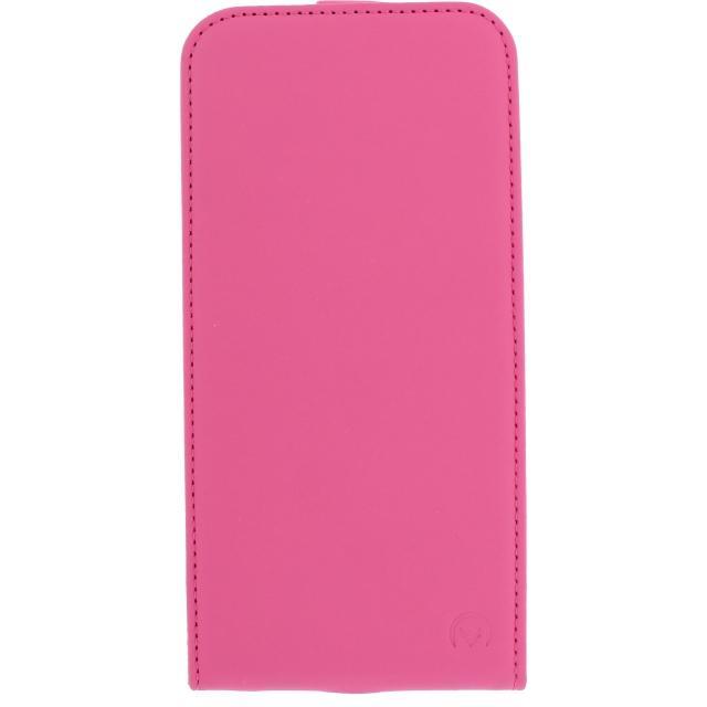Afbeelding van Mobilize Ultra Slim Flip Case Apple iPhone 6 Plus/6S Plus Fuchsia Mo