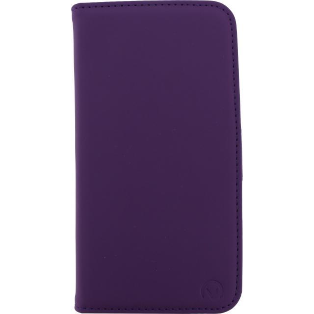 Afbeelding van Mobilize Slim Wallet Book Case Apple iPhone 6 Plus/6S Plus Purple Mo
