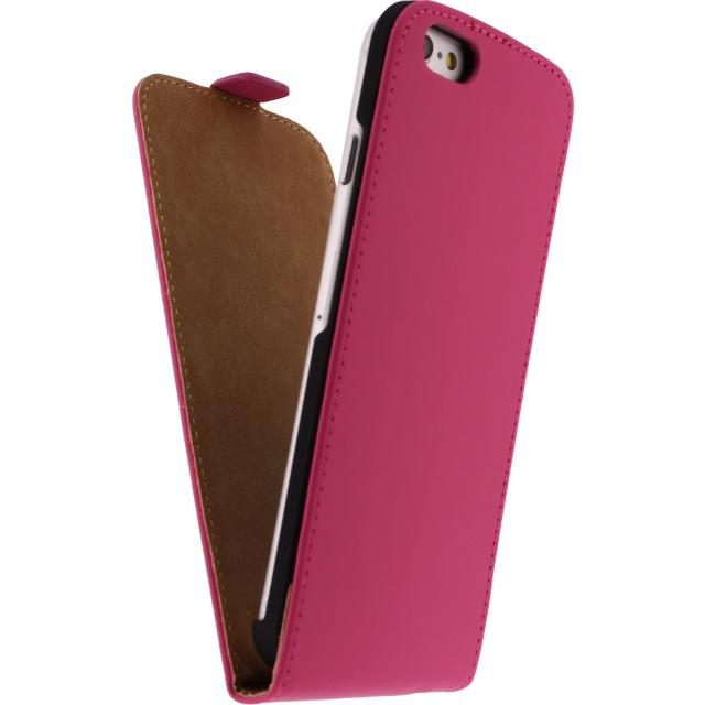Mobilize Ultra Slim Flip Case Apple iPhone 6/6S Fuchsia Mobilize Ultra Slim Flip Case Apple iPhone 6/6S Fuchsia