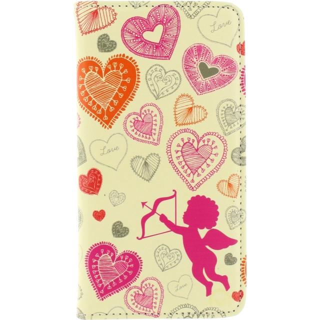 Mobilize Premium Magnet Book Case Huawei Ascend Y550 Cupid Mobilize Premium Magnet Book Case Huawei Ascend Y550 Cupid