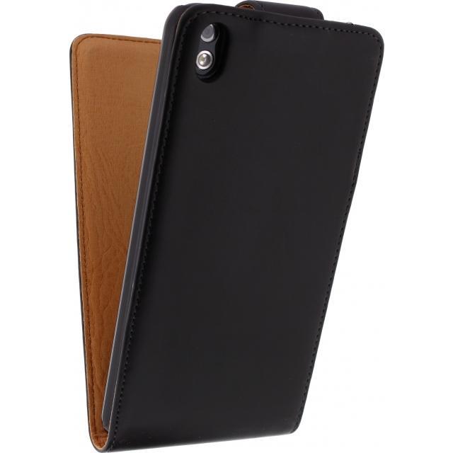 Afbeelding van Xccess Flip Case HTC Desire 816 Black
