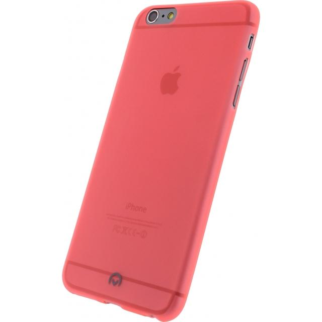 Afbeelding van Mobilize Gelly Case Ultra Thin Apple iPhone 6 Plus/6S Plus Neon Orange