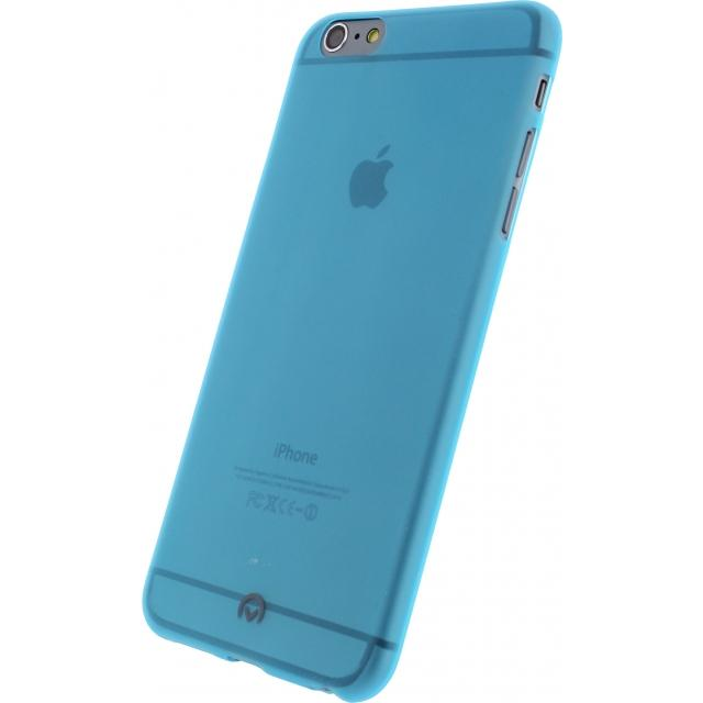 Mobilize Gelly Case Ultra Thin Apple iPhone 6 Plus/6S Plus Neon Blue Mobilize Gelly Case Ultra Thin Apple iPhone 6 Plus/6S Plus Neon Blue
