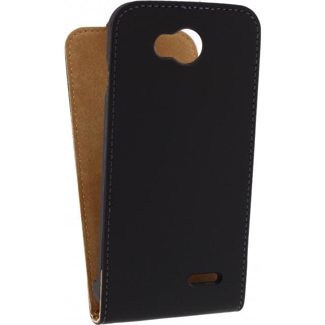 Afbeelding van Mobilize Ultra Slim Flip Case LG L90 Black