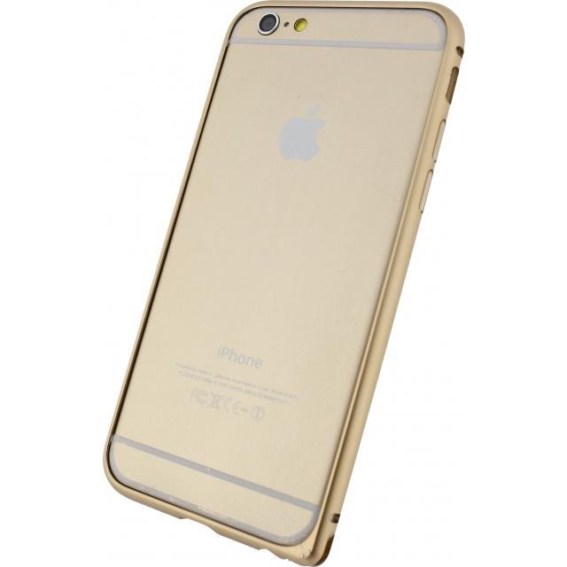 Afbeelding van Rock Arc Slim Guard Bumber Apple iPhone 6 Silver