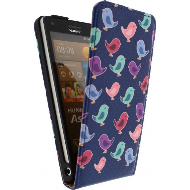 Afbeelding van Mobilize Ultra Slim Flip Case Huawei Ascend Y550 Birdy