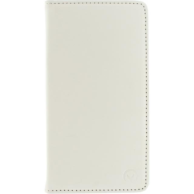 Afbeelding van Mobilize Slim Wallet Book Case Samsung Galaxy S5 Mini White