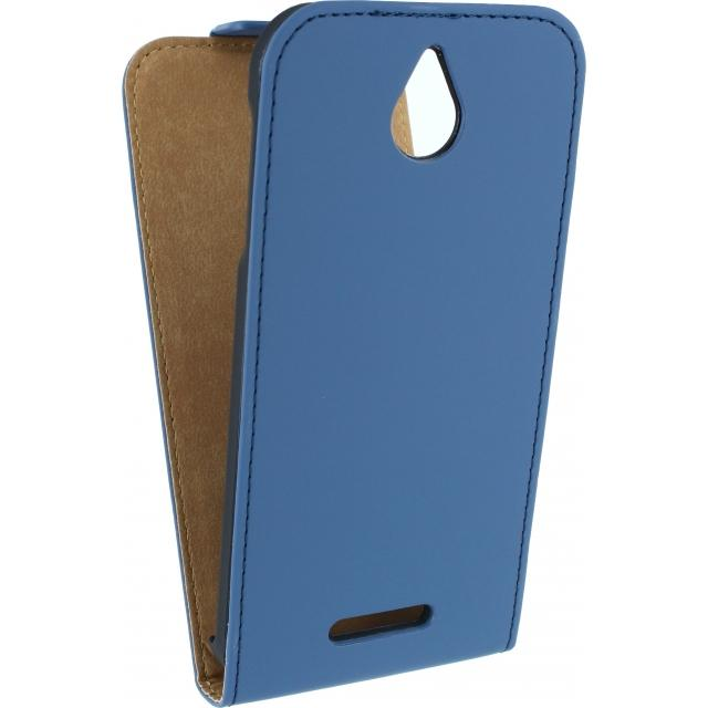 Mobilize Ultra Slim Flip Case HTC Desire 510 Blue Mobilize Ultra Slim Flip Case HTC Desire 510 Blue
