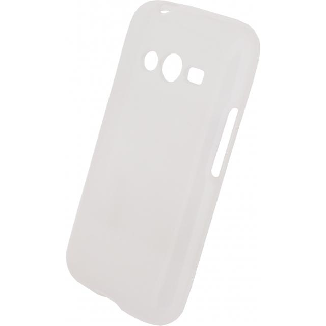 Afbeelding van Xccess TPU Case Samsung Galaxy Ace 4 Transparent White