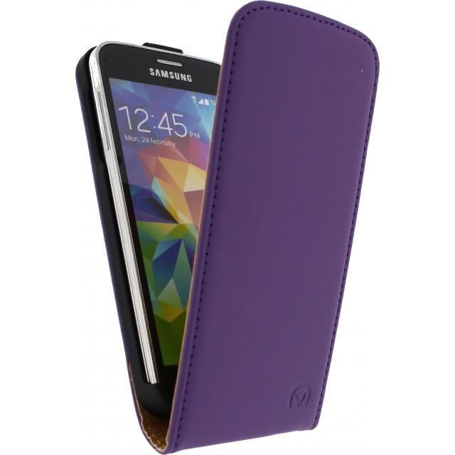 Mobilize Ultra Slim Flip Case Samsung Galaxy S5 Mini Purple Mobilize Ultra Slim Flip Case Samsung Galaxy S5 Mini Purple
