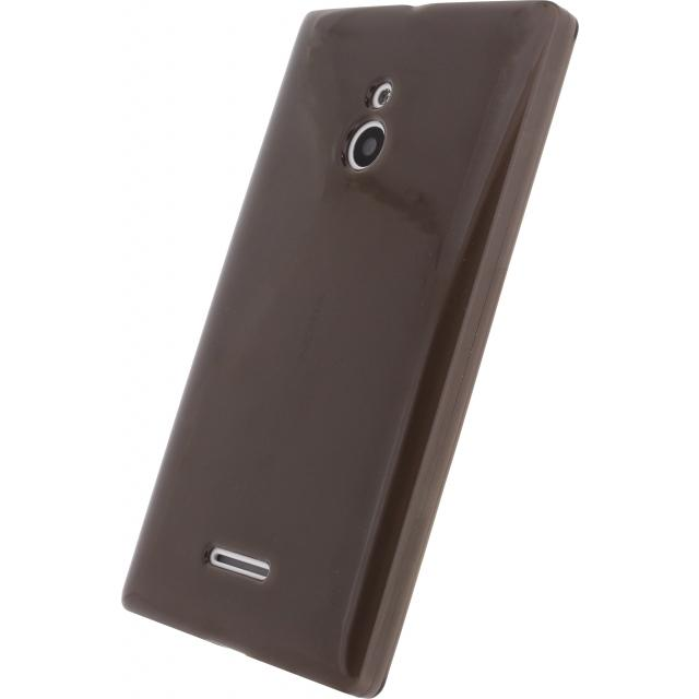 Mobilize Gelly Case Nokia XL Smokey Grey Mobilize Gelly Case Nokia XL Smokey Grey
