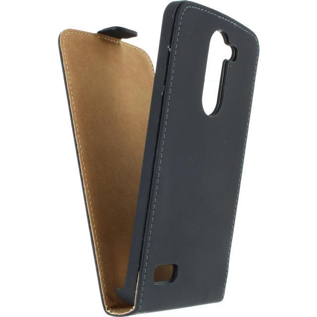 Afbeelding van Mobilize Slim Wallet Book Case LG L Bello Black