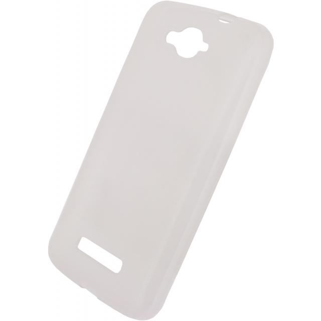 Xccess TPU Case Alcatel Pop C7 Transparent White Xccess TPU Case Alcatel Pop C7 Transparent White