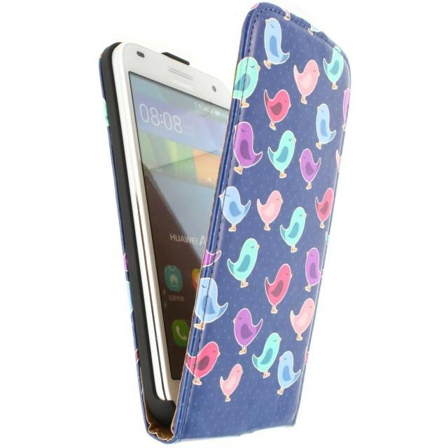 Mobilize Ultra Slim Flip Case Huawei Ascend G7 Birdy Mobilize Ultra Slim Flip Case Huawei Ascend G7 Birdy