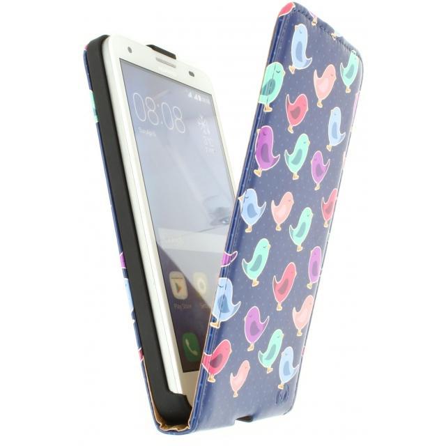 Afbeelding van Mobilize Ultra Slim Flip Case Huawei Ascend G6 3G Birdy