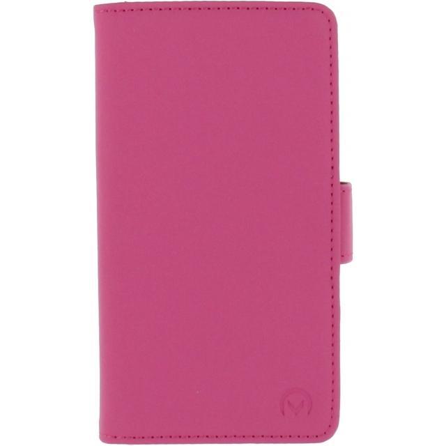 Afbeelding van Mobilize Slim Wallet Book Case Huawei Ascend Y550 Fuchsia